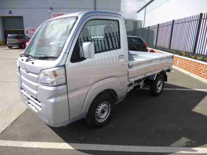 HIJET PICK UP DELIVERY MILES ONLY