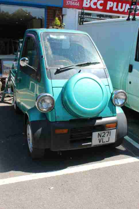 You hard daihatsu midget 11 me