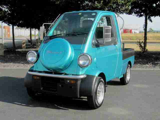 Have Daihatsu midget wheelbase sorry