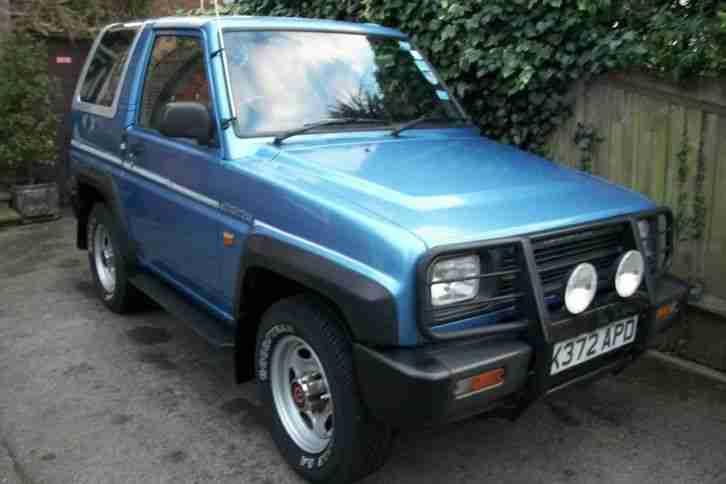 Daihatsu Sportrak 1 6 16v 4x4 Like A Vitara Freelander Rav border=