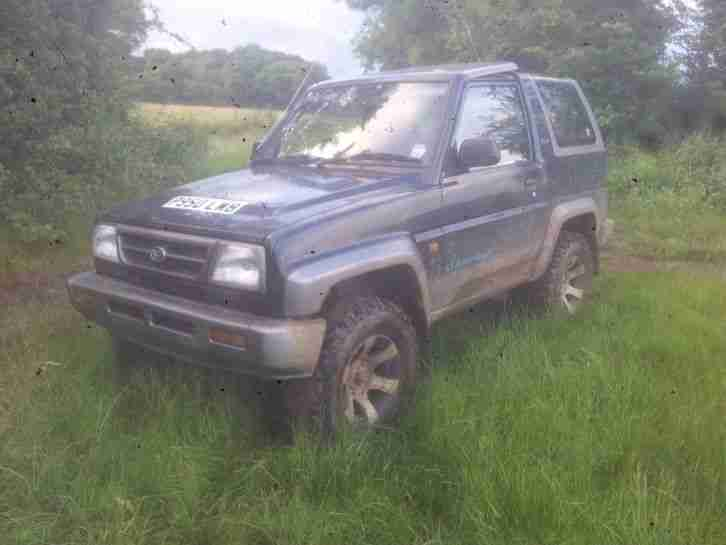 SPORTRAK 4x4 Off Road No Reserve
