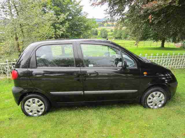 DEAWOO MATIZ 1000cc 5door 2004 ONE LADY