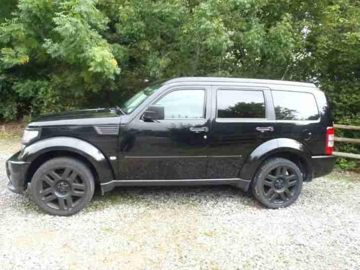 dodge nitro stx 2 8 crd 4x4 diesel car for sale. Black Bedroom Furniture Sets. Home Design Ideas