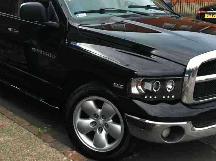 DODGE RAM 1500 2002 5,9 L 4 DORS 2 Wheel Drive. car for sale