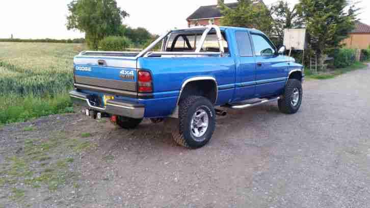 dodge ram 2500 4x4 5 9 cummins 24 valve turbo diesel 1998 crew cab low. Black Bedroom Furniture Sets. Home Design Ideas