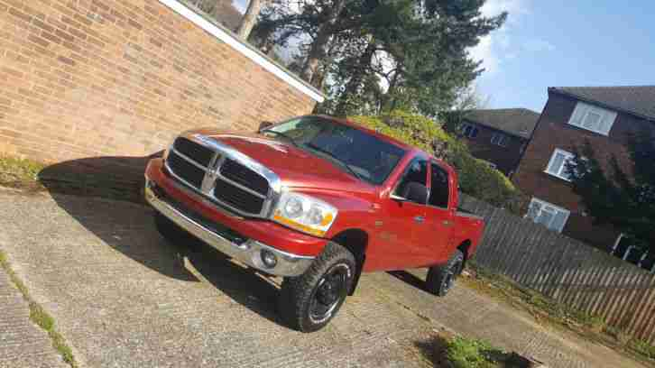 DODGE RAM MEGA. Other car from United Kingdom