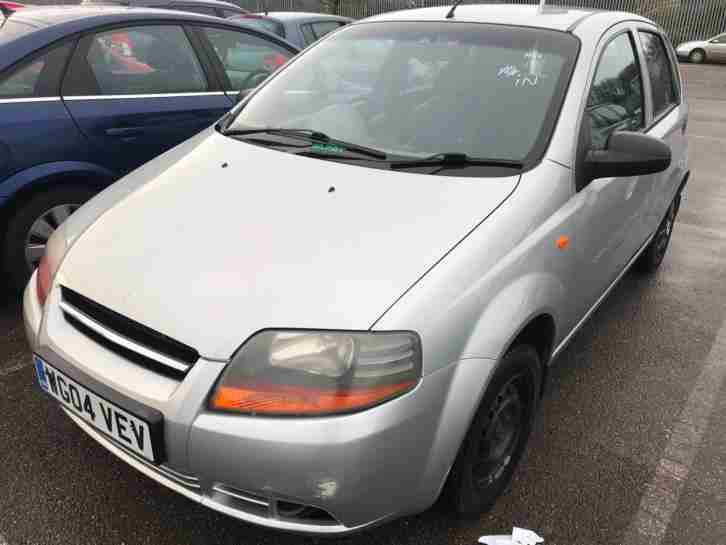 Daewoo Kalos 1.2. Daewoo car from United Kingdom