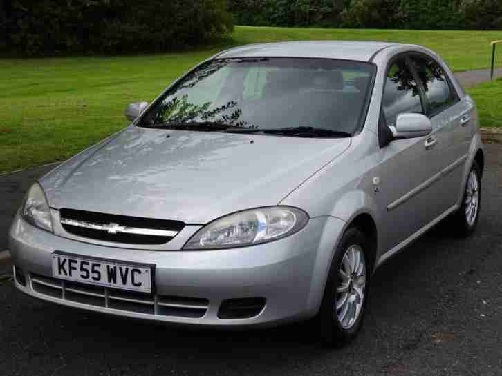 Daewoo Lacetti 1.6. Daewoo car from United Kingdom