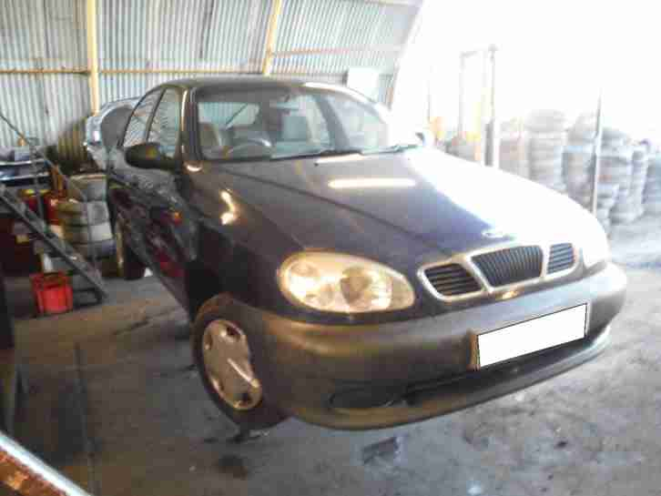 Daewoo Lanos 1.4 S breaking for spares only. car for sale