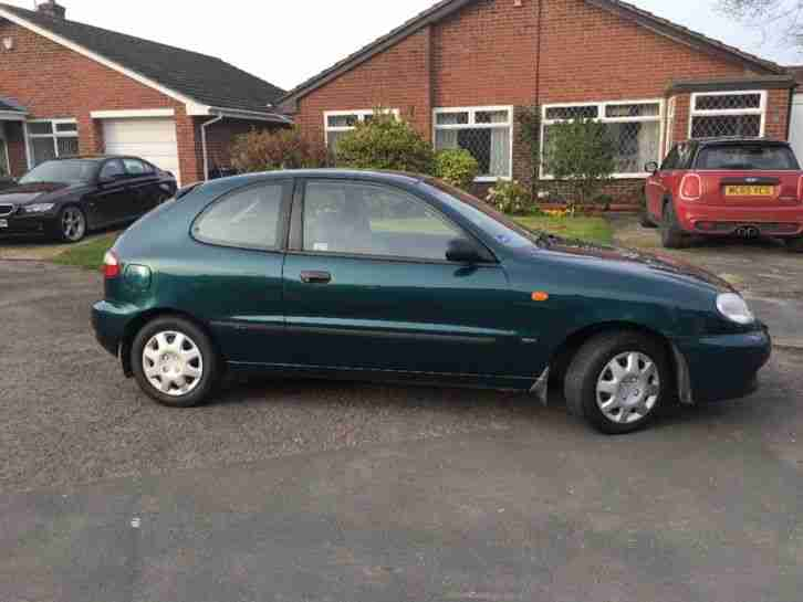 Lanos 1.6 Auto for spares or repair