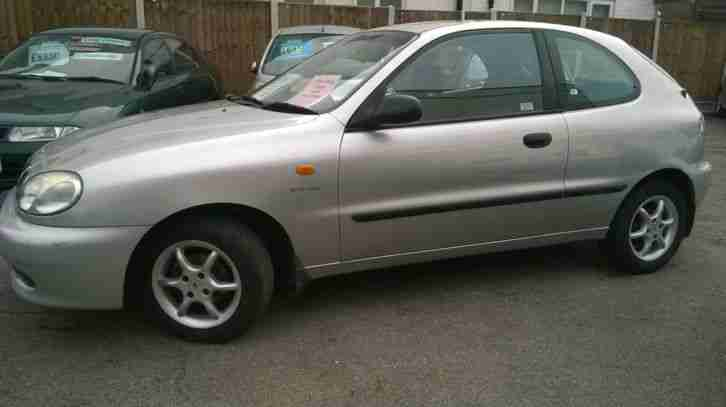 Daewoo Lanos 1400cc. Daewoo car from United Kingdom