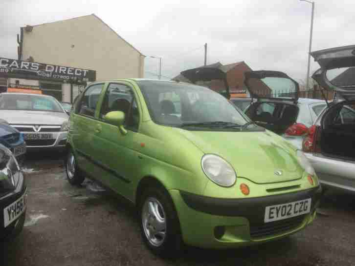 Matiz 0.8 SE+2 keys mot march 2018