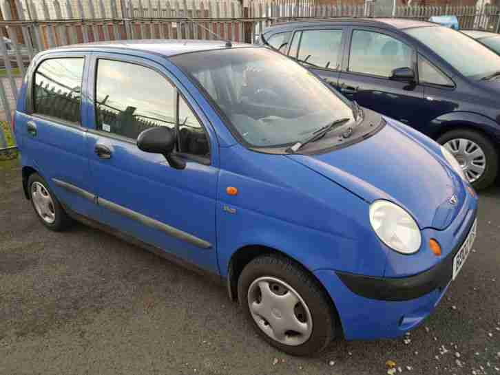 Matiz 0.8 SE P X TO CLEAR