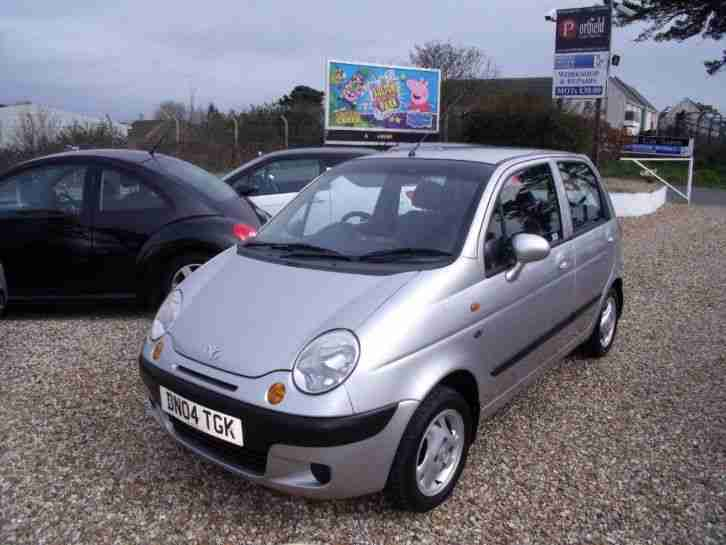 daewoo matiz 1 0 se plus 5dr car for sale. Black Bedroom Furniture Sets. Home Design Ideas