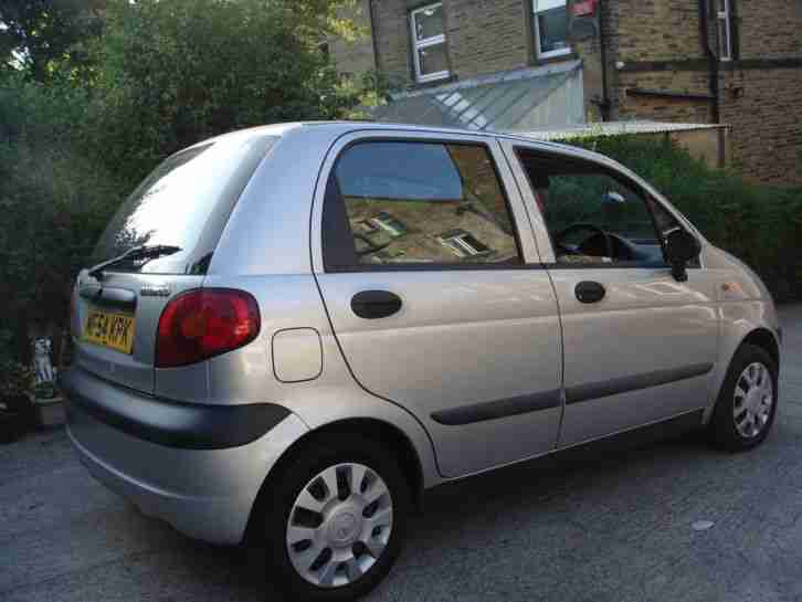 Matiz Metallic