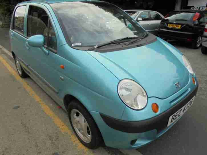 Daewoo Matiz 1.0 ( a/c ) SE+1 OWN-50K-FSH-FANTASTIC CONDITION
