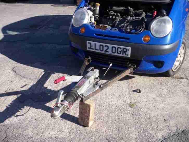 Daewoo 2000 MATIZ SE PLUS BLUE. car for sale