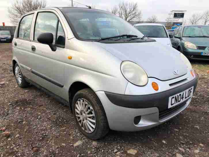 Matiz Petrol Manual Bargain Low Miles