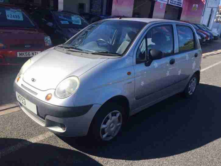 daewoo matiz se 5dr petrol manual 2003 53 car for sale. Black Bedroom Furniture Sets. Home Design Ideas