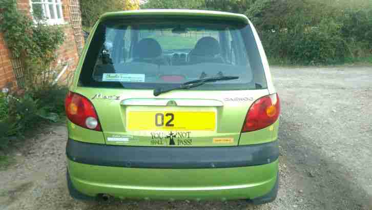 New Cheap Good Working Cars For Sale: Daewoo Matiz SE+ MOT'D, Cheap, Good Working Order. Car For