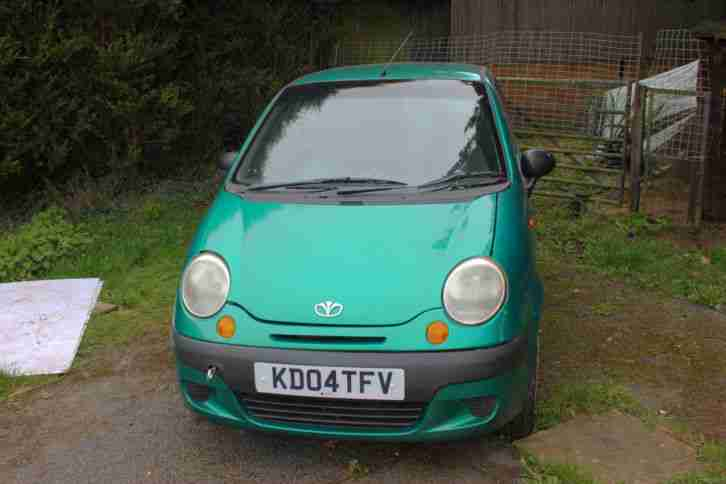 Matiz SE for parts or repair