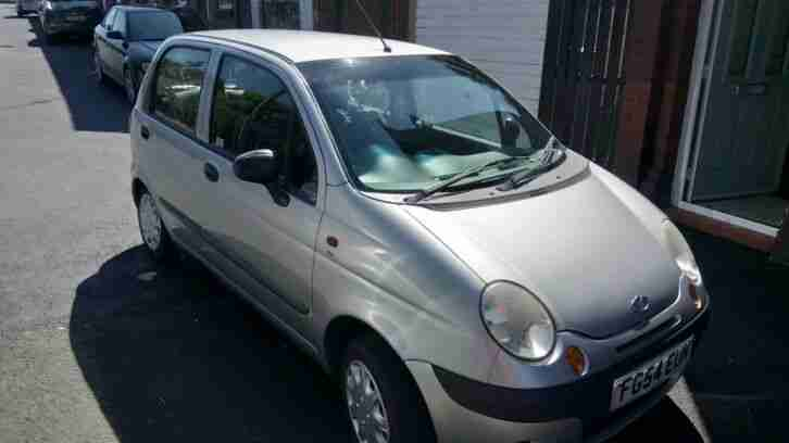 Matiz comes with very low Mileage