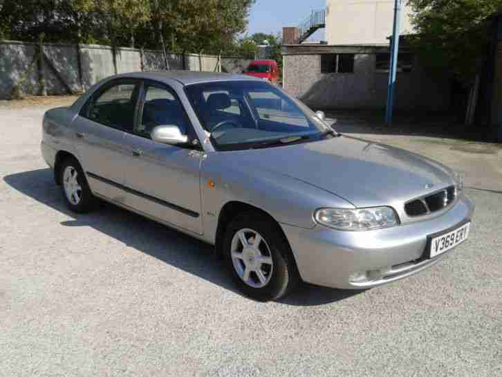 Daewoo Nubira 2 0 Cdx Saloon 1999  U0026 39 V Plate  Car For Sale