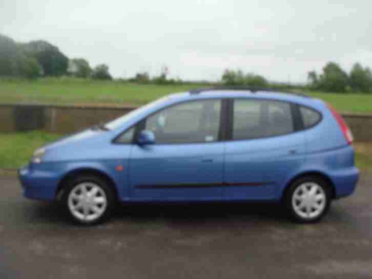 Daewoo Tacuma 1.6 Xtra GUARANTEED CAR FINANCE