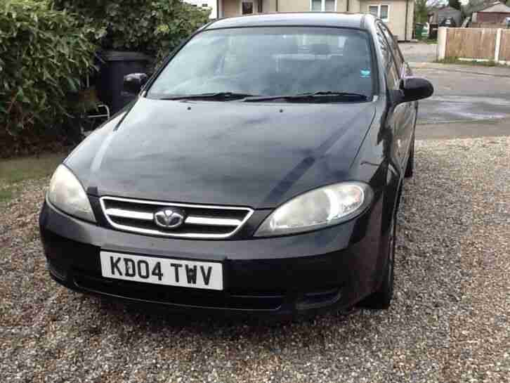 Daewoo lacetti spares or repairs
