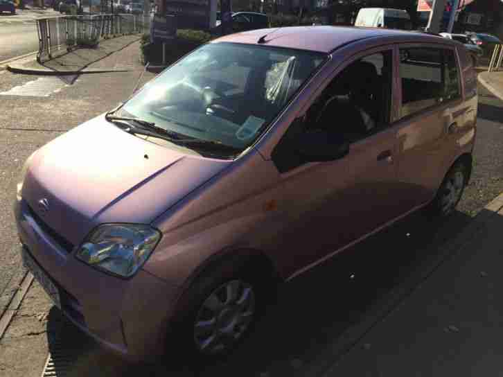 Daihatsu Charade 1.0 EL 2006 5 DOOR ONLY 48000 MILES FSH £30 ROAD TAX