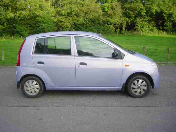 Daihatsu Charade 1.0 SL. 2003, taxed, MOT'd ***ONLY £30 A YEAR TO TAX!!!!***
