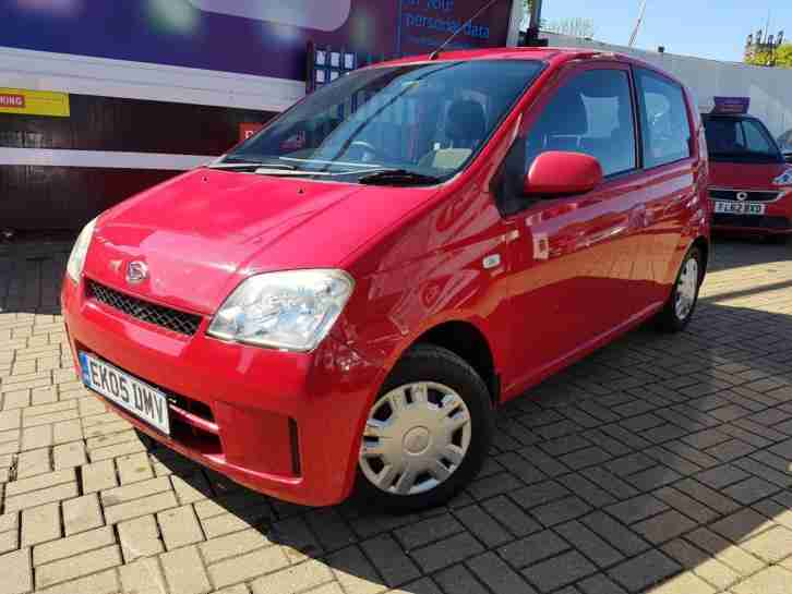 Daihatsu Charade EL. Daihatsu car from United Kingdom