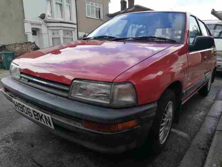 Charade, G102, JDM, long MOT, 1.3