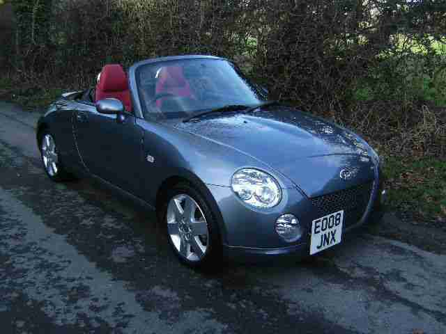 Daihatsu Copen 1 3 Roadster Convertible 2008 Preston Car