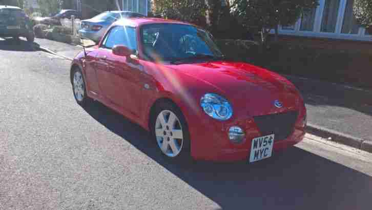 Daihatsu Copen NEW MOT LOW MILEAGE BUY IT NOW PRICE REDUCED