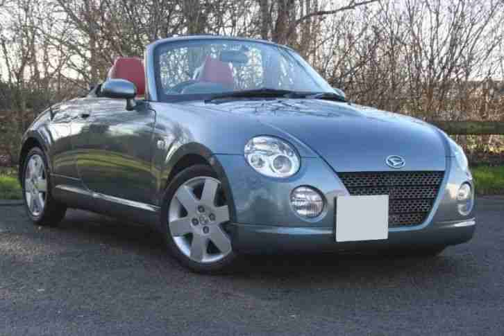 Copen ROADSTER GREAT SPEC