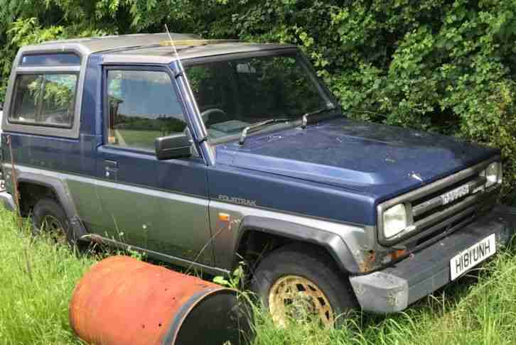 FOURTRAX TURBO EL BARN FIND 2.8