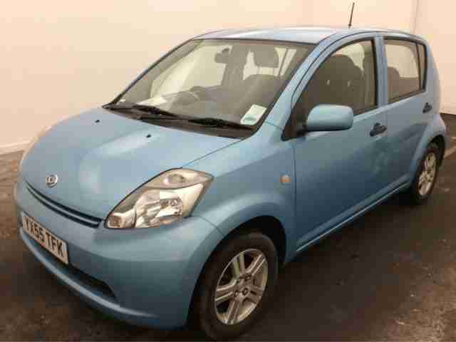 Sirion 1.0 SE 5 DOOR HATCHBACK 46000