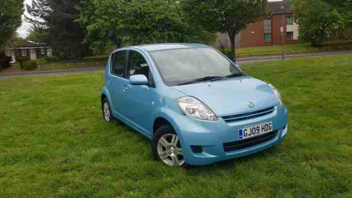 Sirion 1.3 auto SE LOW MILEAGE LONG