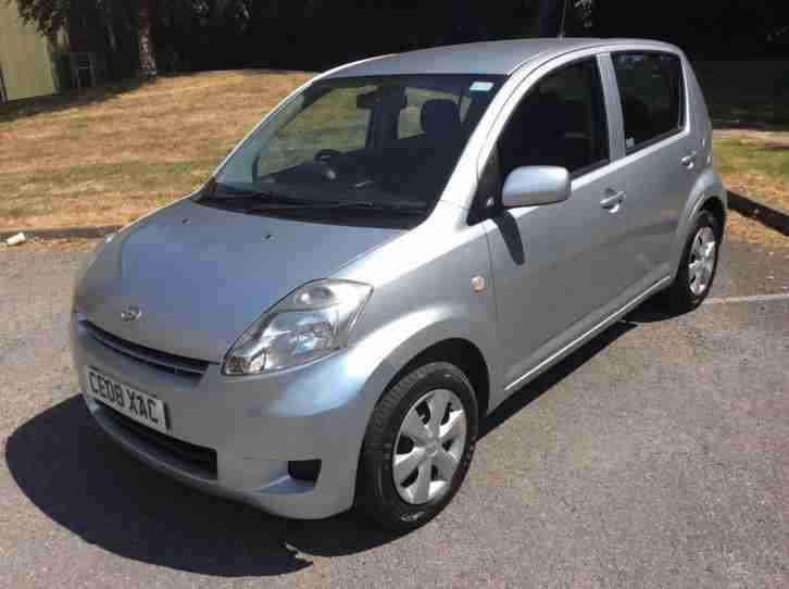 Sirion 5 Door1.3 S New Mot 6 Months