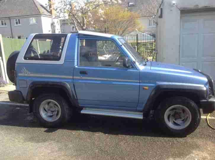 Daihatsu Sportrak Elxi Car For Sale border=