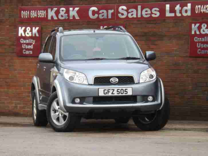 Daihatsu Terios 1.5 SX(LOW MILEAGE+1 FORMER KEEPER+FULL HISTORY)