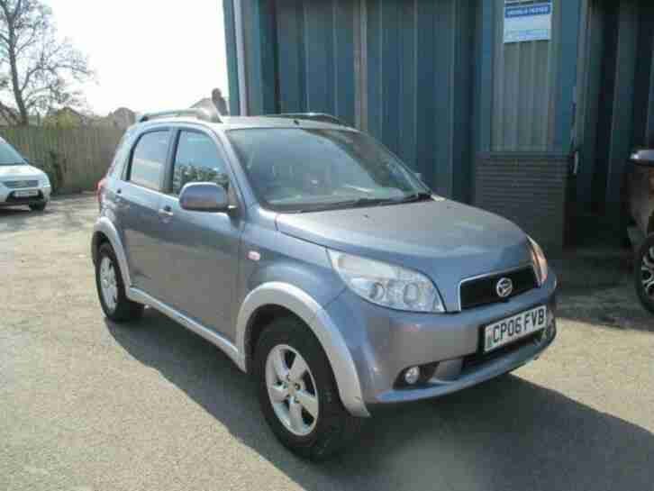 Daihatsu Terios 1.5 SX One Private Owner And Only 36,000 Miles From New.