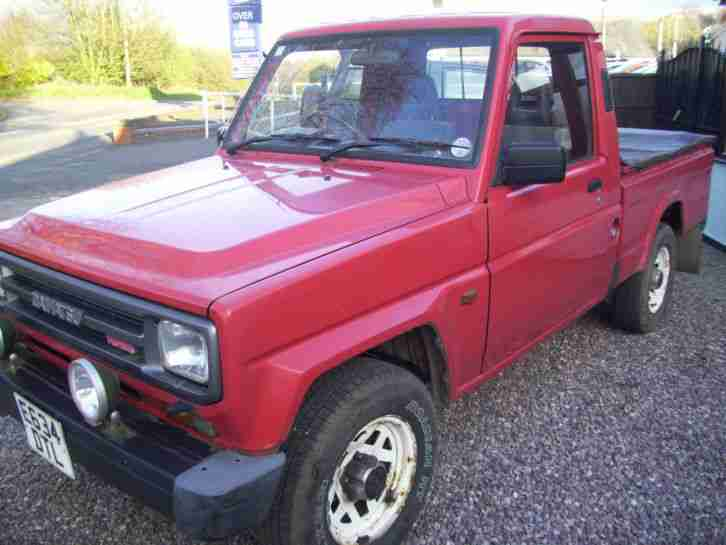 Daihatsu Fourtrak Pickup Truck. Car For Sale