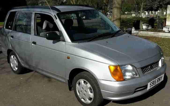 Daihatsu grand move 71,000m automatic new mot bargain cheap not suzuki wagon r