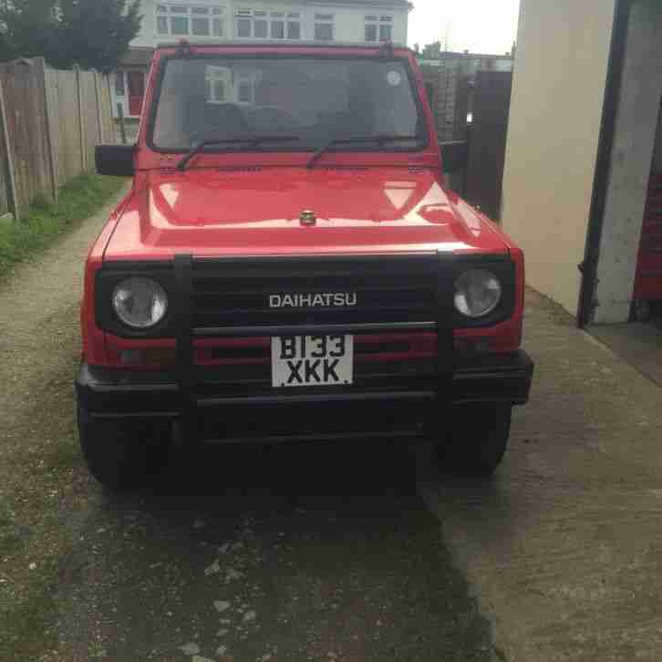 Used Daihatsu Rocky For Sale: Daihatsu Rocky 4x4 Petrol. Car For Sale