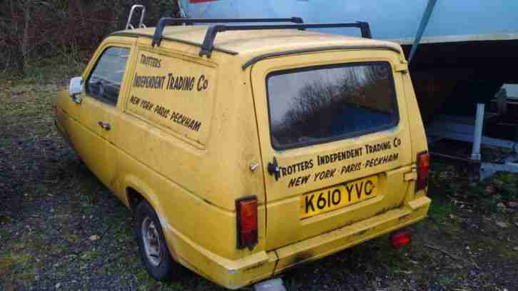 Del boy trotter Van Robin Regal