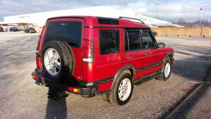 Discovery 2 v8. Land & Range Rover car from United Kingdom
