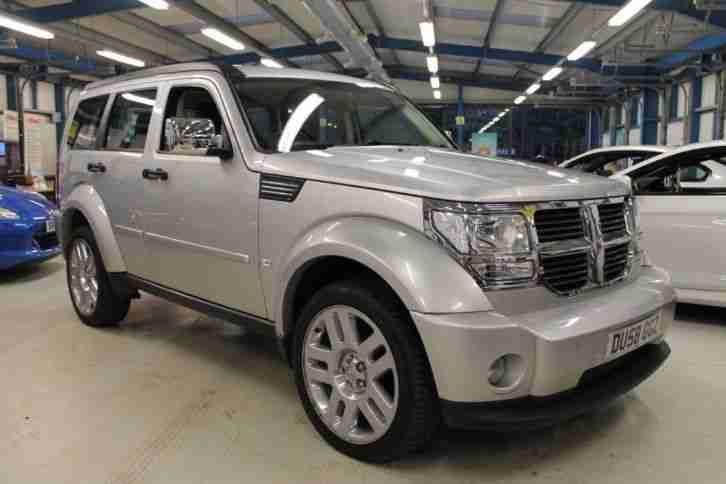 Dodge Nitro 4x4. Other car from United Kingdom