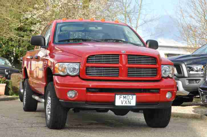 dodge ram 2500 turbo diesel cummins 5 9 4x4 no vat to add car for sale. Black Bedroom Furniture Sets. Home Design Ideas
